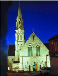 Ringsend Church Exterior Lighting